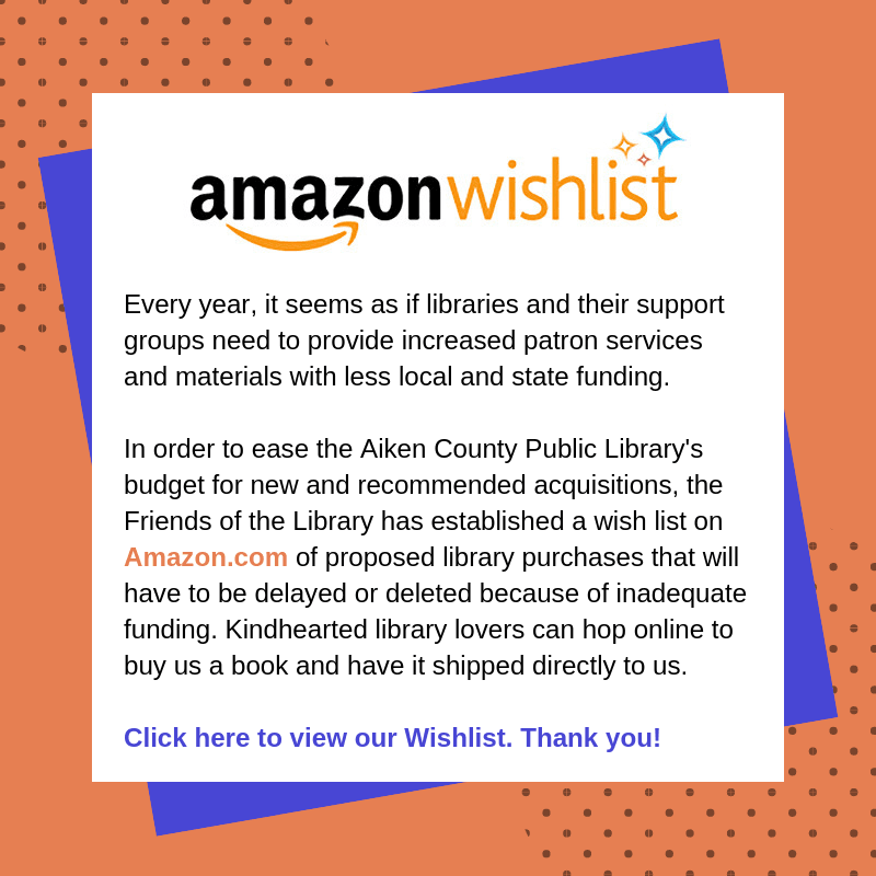 Amazon wishlist